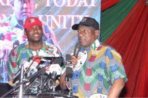 MESSAGE DE SOLIDARITE DE LA CSI-Afrique A L'OCCASION DU QUARANTIEME ANNIVERSAIRE DE LA NLC (NIGERIA LABOUR CONGRESS)