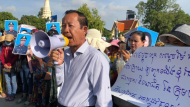 CAMBODGE : GLOBAL UNIONS DEMANDE LA LIBERATION INCONDITIONNELLE DE RONG CHHU