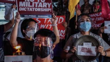MYANMAR: LA LOI SUR LA CYBERSECURITE INSTAUREE PAR LA JUNTE MILITAIRE PLONGE LE PAYS DANS L'OBSCURANTISME