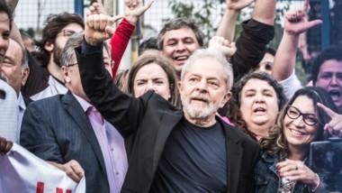 BRÉSIL : LA CSI SALUE L'ANNULATION DES CONDAMNATIONS DE LULA