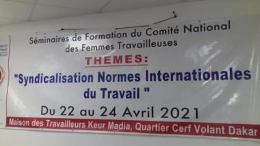 3FPT/CNTS : ATELIER DE FORMATION SUR LE SYNDICALISME ET LES NORMES INTERNATIONALES DU TRAVAIL
