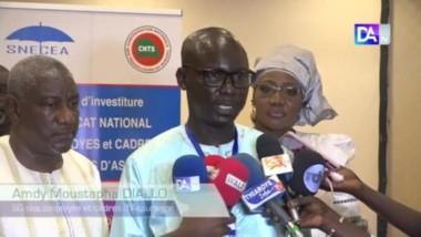 CONGRES DU SYNDICAT NATIONAL DES EMPLOYES ET CADRES DES ENTREPRISES D'ASSURANCES