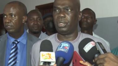 CRISE A LA DGID / NDIOUGA WADE, SGA CNTS : « LA GREVE ON N'EN A PAS BESOIN AU NIVEAU DE L'ADMINISTRATION FISCALE »